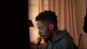 VIDEO: Johnny Drille – You Are The Reason